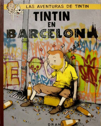 tintin-dran_barcelona