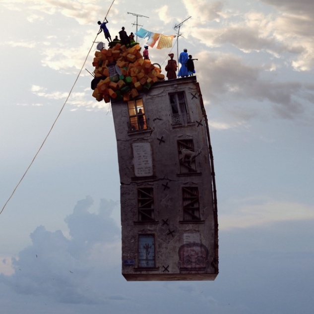 LAURENT-CHEHERE-flying-houses-foyer africain-18web