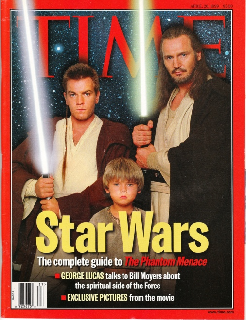 star wars time cover