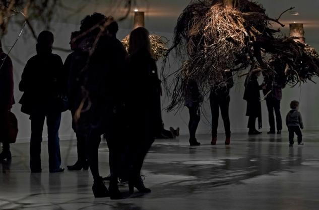 trees museum opening night