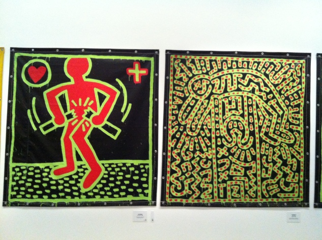 Keith Haring Political Line4