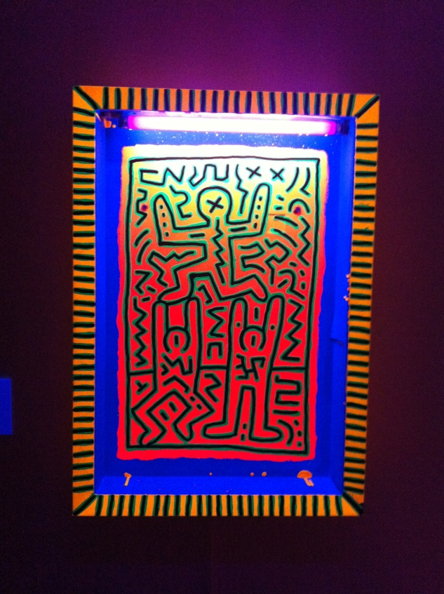 Keith Haring Political Line14