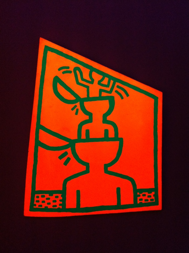 Keith Haring Political Line15