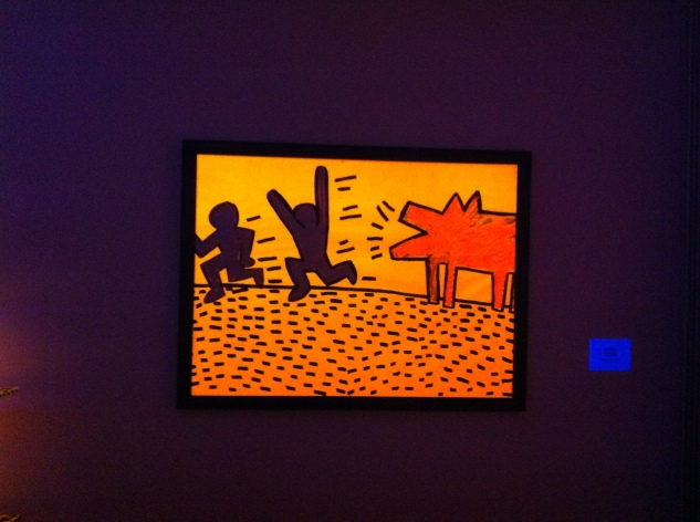 Keith Haring Political Line16