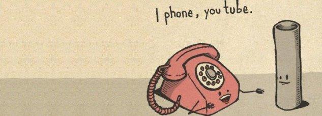 i phone you tube