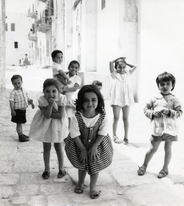 Haifa, Israel, 1959, Dorothy Bohm