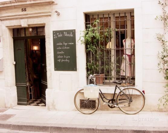 France Vintage travel