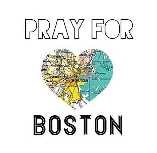 pray for boston