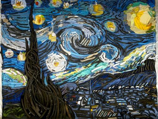 Starry-Night-by-Bernard-Pras