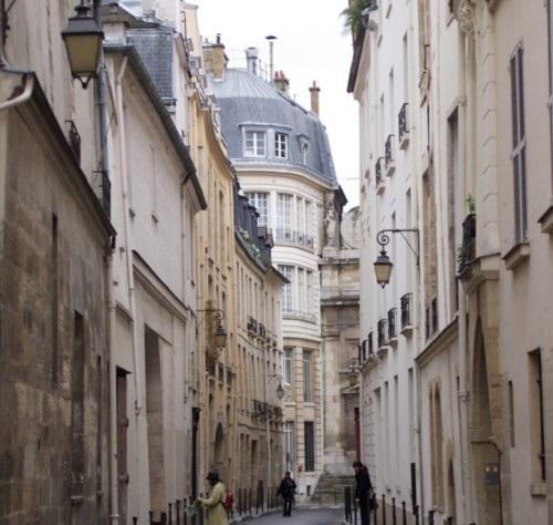 paris rue