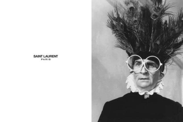 saint laurent paris ad 2013 s s5