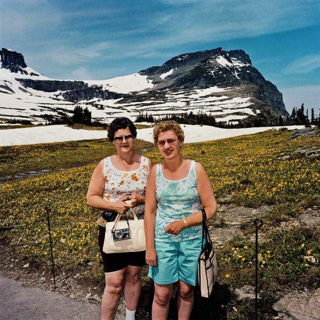 Two-Women-at-Logan-Pass-Glacier-National-Park-MT1