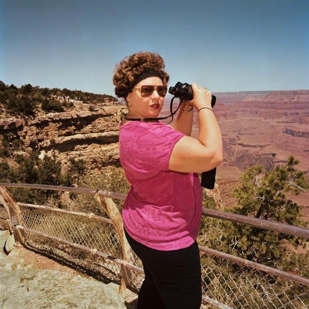Woman-with-Binoculars-at-South-Rim-Grand-Canyon-National-Park-AZ-1980-e1336769644857