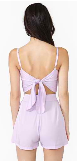 sweet sensation romper