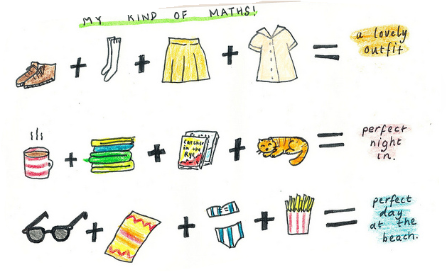 my kind of maths