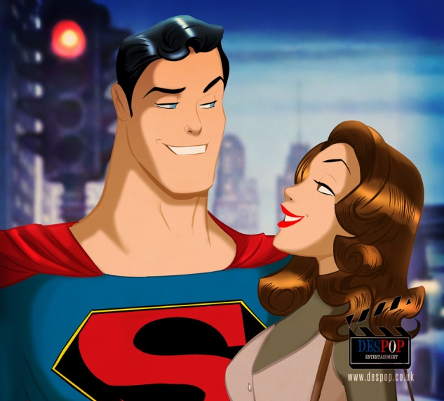 superman and Lois classic